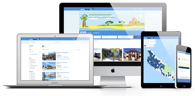 Aruba Listings
